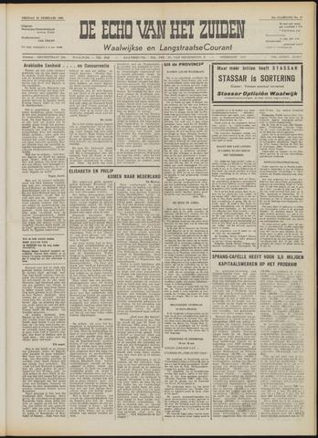Echo van het Zuiden 1958-02-28