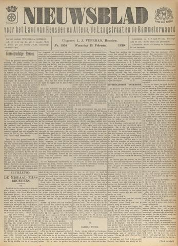 Nieuwsblad het land van Heusden en Altena de Langstraat en de Bommelerwaard 1920-02-25