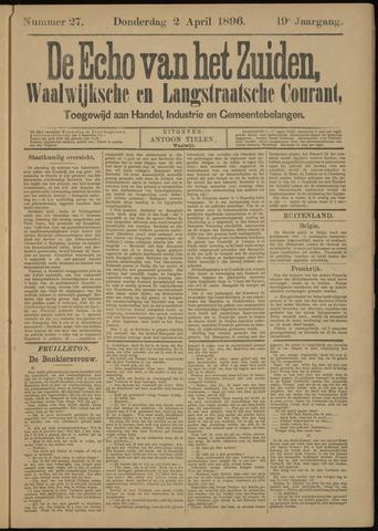 Echo van het Zuiden 1896-04-02