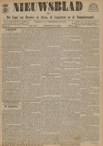 Nieuwsblad het land van Heusden en Altena de Langstraat en de Bommelerwaard 1900-12-05