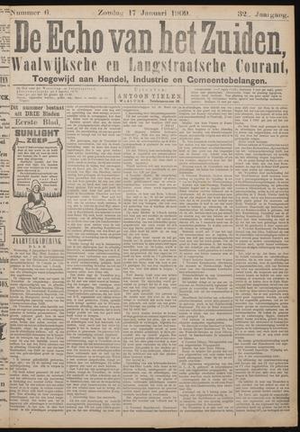 Echo van het Zuiden 1909-01-17