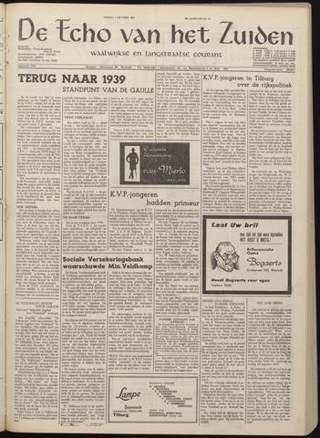 Echo van het Zuiden 1965-10-01