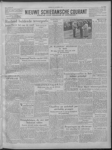 Nieuwe Schiedamsche Courant 1949-10-21