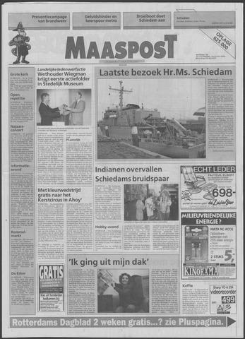 Maaspost / Maasstad / Maasstad Pers 1994-10-26