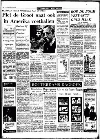 Rotterdamsch Parool / De Schiedammer 1966-12-16