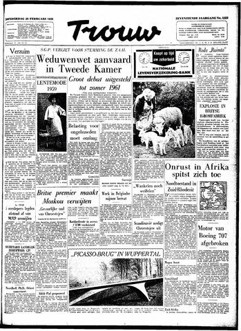 Trouw / De Rotterdammer 1959-02-26