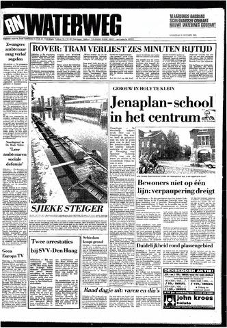 Rotterdamsch Nieuwsblad / Schiedamsche Courant / Rotterdams Dagblad / Waterweg / Algemeen Dagblad 1985-10-02