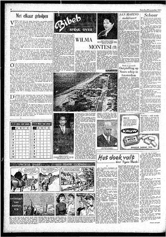 Rotterdamsch Parool / De Schiedammer 1957-09-28