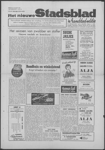 Het Nieuwe Stadsblad 1961-03-03