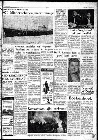 Trouw / De Rotterdammer 1971-01-04