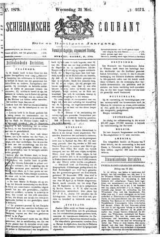 Schiedamsche Courant 1879-05-21