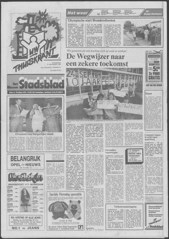 Het Nieuwe Stadsblad 1988-09-21