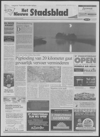 Het Nieuwe Stadsblad 2003-06-04