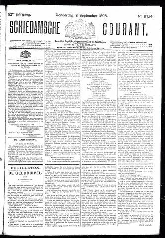 Schiedamsche Courant 1898-09-08