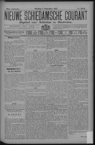 Nieuwe Schiedamsche Courant 1913-09-02