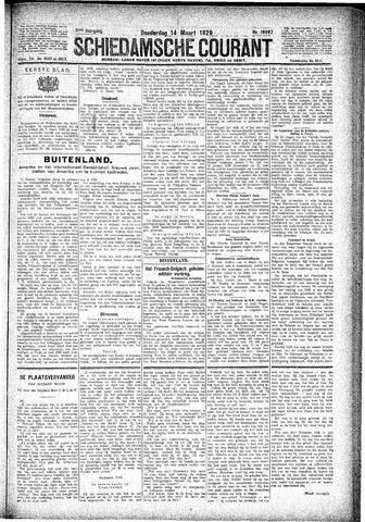 Schiedamsche Courant 1929-03-14