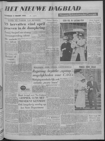 Nieuwe Schiedamsche Courant 1962-03-03