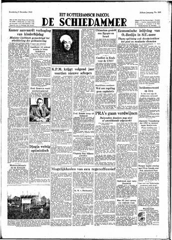 Rotterdamsch Parool / De Schiedammer 1948-12-09