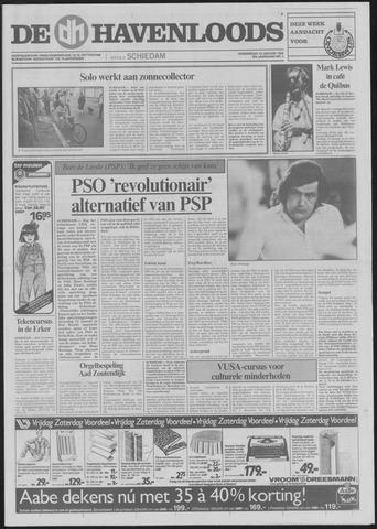 De Havenloods 1986-01-16