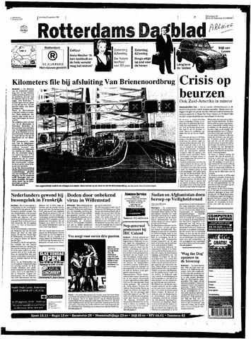 Rotterdamsch Nieuwsblad / Schiedamsche Courant / Rotterdams Dagblad / Waterweg / Algemeen Dagblad 1998-08-22