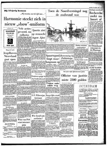 Rotterdamsch Parool / De Schiedammer 1964-08-15