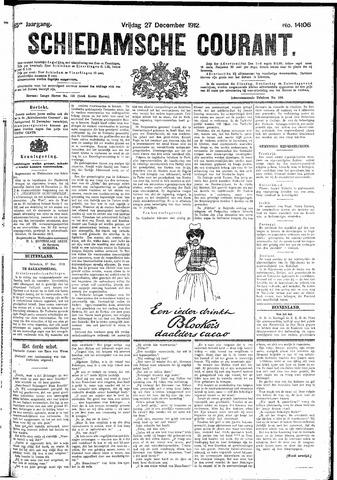 Schiedamsche Courant 1912-12-27
