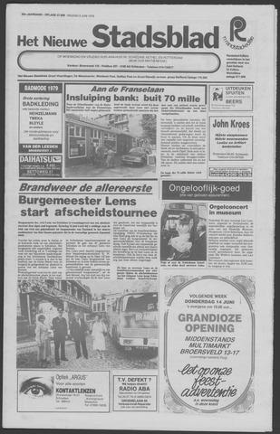 Het Nieuwe Stadsblad 1979-06-08