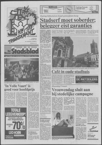 Het Nieuwe Stadsblad 1992-01-29