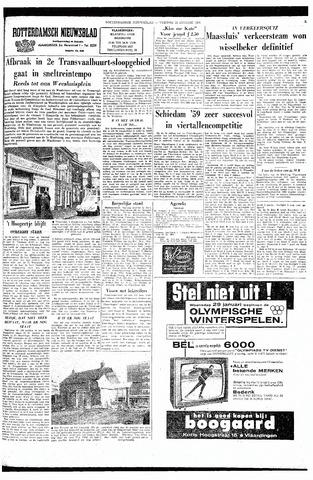 Rotterdamsch Nieuwsblad / Schiedamsche Courant / Rotterdams Dagblad / Waterweg / Algemeen Dagblad 1964-01-24