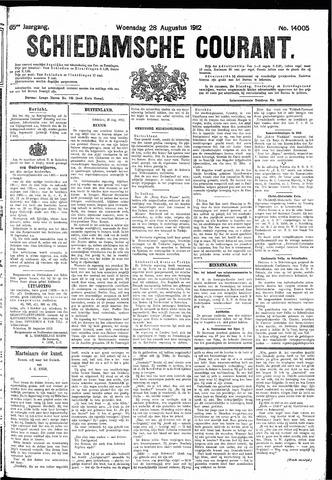 Schiedamsche Courant 1912-08-28
