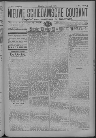 Nieuwe Schiedamsche Courant 1918-06-25