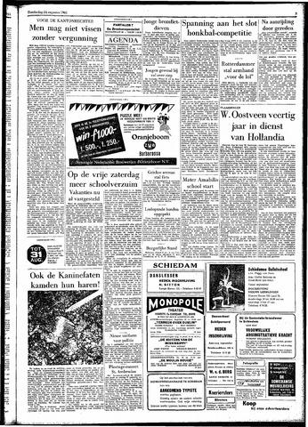 Rotterdamsch Parool / De Schiedammer 1961-08-24