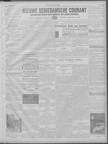 Nieuwe Schiedamsche Courant 1932-07-23