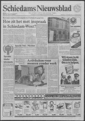 Schiedams Nieuwsblad 1979-11-21