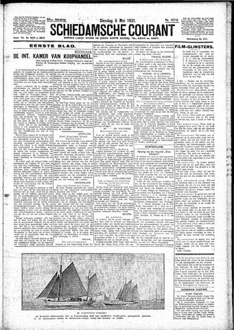 Schiedamsche Courant 1931-05-05