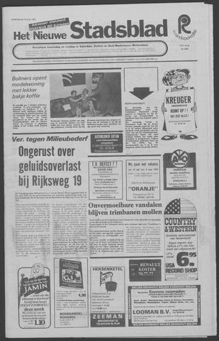 Het Nieuwe Stadsblad 1975-07-16
