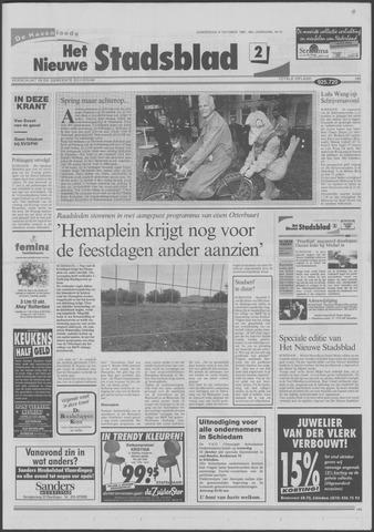 Het Nieuwe Stadsblad 1997-10-09
