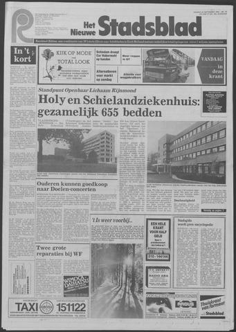 Het Nieuwe Stadsblad 1983-09-23