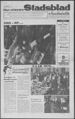 Het Nieuwe Stadsblad 1970