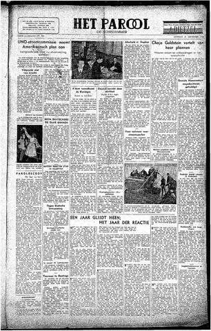 Rotterdamsch Parool / De Schiedammer 1946-12-31