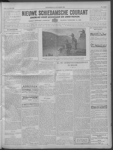 Nieuwe Schiedamsche Courant 1932-10-13