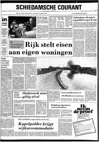 Rotterdamsch Nieuwsblad / Schiedamsche Courant / Rotterdams Dagblad / Waterweg / Algemeen Dagblad 1980-11-05
