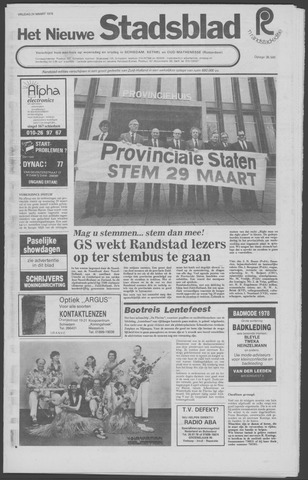 Het Nieuwe Stadsblad 1978-03-24