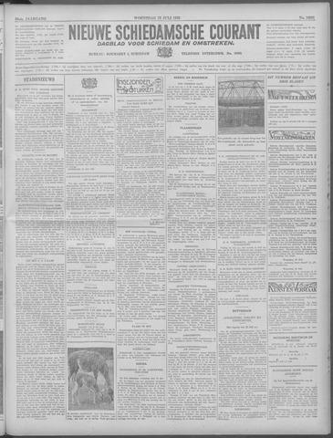 Nieuwe Schiedamsche Courant 1933-07-12