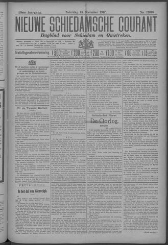 Nieuwe Schiedamsche Courant 1917-12-15