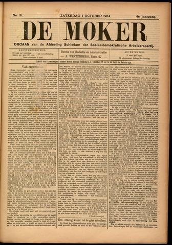 De Moker 1904-10-01
