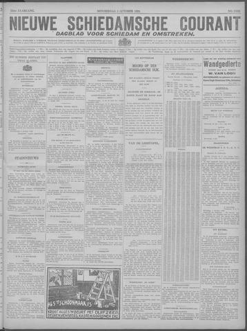 Nieuwe Schiedamsche Courant 1929-10-03