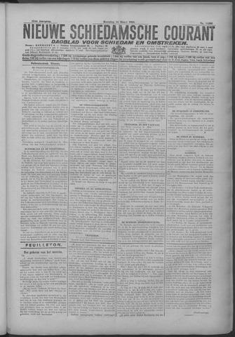 Nieuwe Schiedamsche Courant 1925-03-16