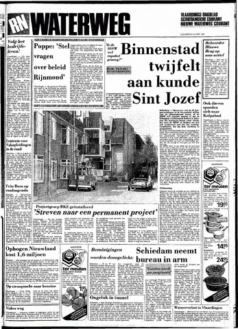 Rotterdamsch Nieuwsblad / Schiedamsche Courant / Rotterdams Dagblad / Waterweg / Algemeen Dagblad 1983-06-23