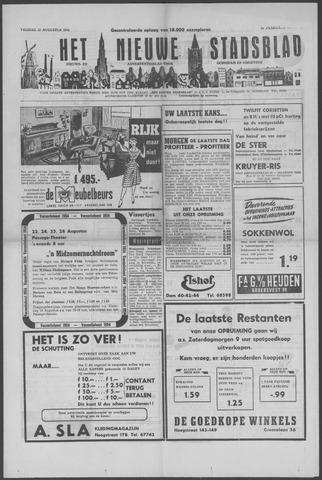 Het Nieuwe Stadsblad 1954-08-13